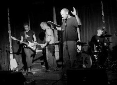 Buckfever Underground (live / promo shot)