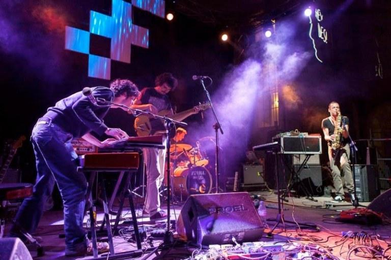 CHROMB! (Live) Image source: chromb.org