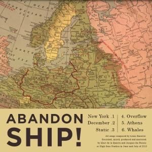 Abandon Ship! EP