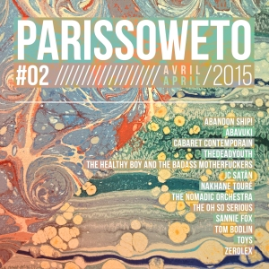 PARISSOWETO 2 - cover